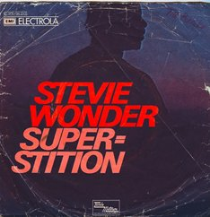 Image result for superstition stevie wonder