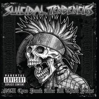 <i>Still Cyco Punk After All These Years</i> 2018 studio album of re-recorded songs by Suicidal Tendencies