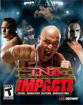 Image result for tna impact game