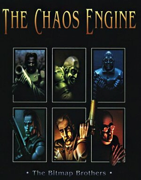 The Chaos Engine Wikipedia