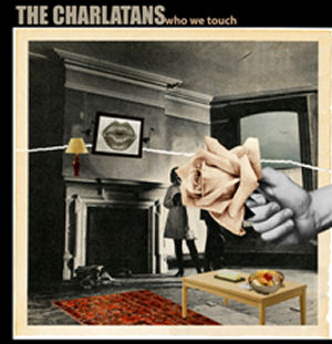<i>Who We Touch</i> 2010 studio album by The Charlatans