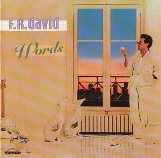 love is a four letter word album cover - words f r david album wikipedia