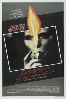 Picture of a movie: Ziggy Stardust And The Spiders From Mars: The Motion Picture