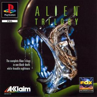 Alien game playstation