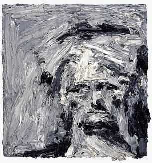 Frank Auerbach Portrait Drawings Frank Auerbach Head of E.o.w