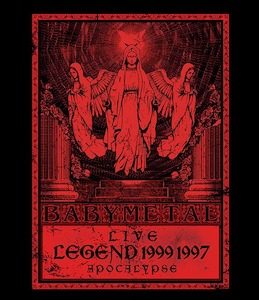 <i>Live: Legend 1999 & 1997 Apocalypse</i> 2014 live video album by Babymetal