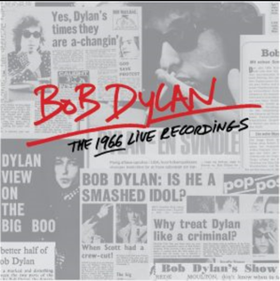 <i>The 1966 Live Recordings</i> 2016 live album by Bob Dylan