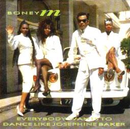 Everybody Wants to Dance Like Josephine Baker 1989 single by Boney M.