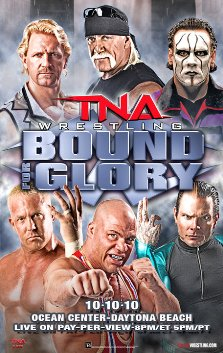 Post image of TNA Bound for Glory 2010