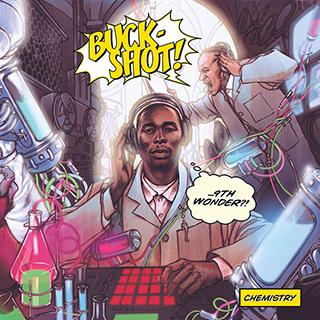 <i>Chemistry</i> (Buckshot and 9th Wonder album) 2005 studio album by Buckshot & 9th Wonder