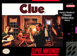 Clue - SNES Front Cover.jpg
