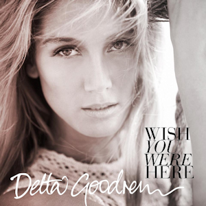 Delta Goodrem — Wish You Were Here (studio acapella)