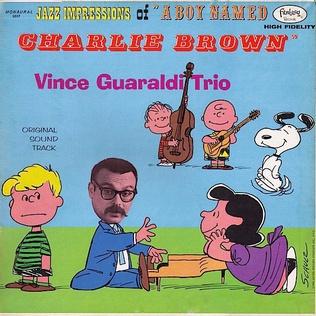 <i>Jazz Impressions of A Boy Named Charlie Brown</i> 1964 soundtrack album by Vince Guaraldi