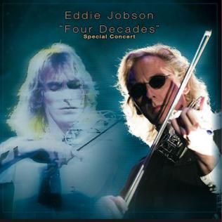 <i>Four Decades</i> album by Eddie Jobson