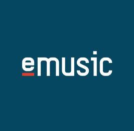 eMusic organization