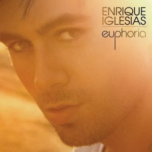 Enrique Iglesias - Euphoria Euphoria_Album_Cover