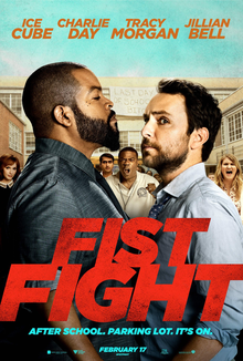 Fist fight picture