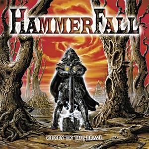 <i>Glory to the Brave</i> 1997 studio album by HammerFall