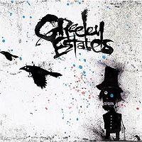 <i>Go West Young Man, Let the Evil Go East</i> 2008 studio album by Greeley Estates