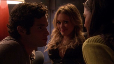 Gossip girl threesome