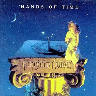 <i>Hands of Time</i> 1991 studio album by Kingdom Come
