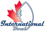 Logo for the International Bowl