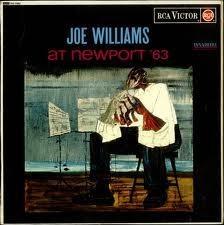 <i>At Newport 63</i> (Joe Williams album) live album by Joe Williams