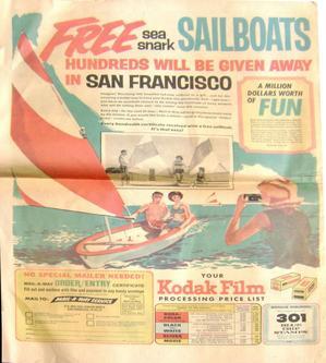 Snark sailboat - Wikiwand