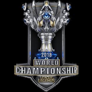 2018 <i>League of Legends</i> World Championship eighth League of Legends World Championship, held in South Korea