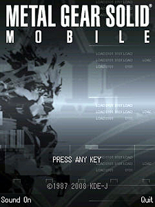 Metal Gear Solid Mobile Title Screen.png