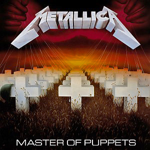 <i>Master of Puppets</i> 1986 studio album by Metallica