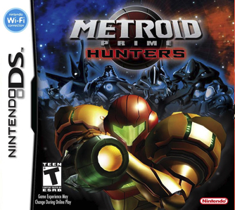 Picture of a game: Metroid Prime: Hunters