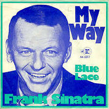 My Way 1969 single by Frank Sinatra