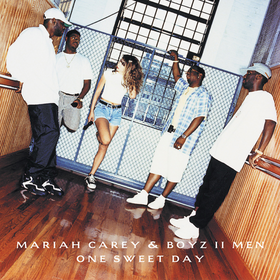 Mariah Carey & Boyz II Men — One Sweet Day (studio acapella)