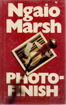Image result for photo finish by Ngaio Marsh book