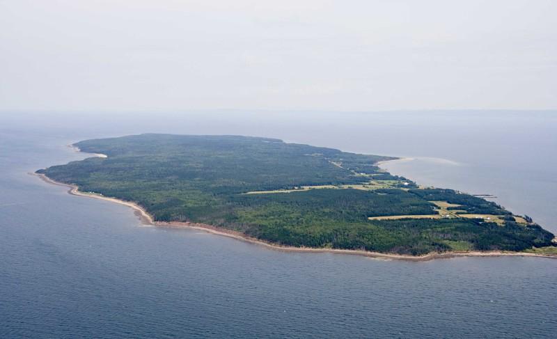 Munroe S Island
