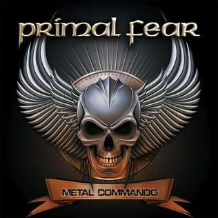 <i>Metal Commando</i> 2020 studio album by Primal Fear