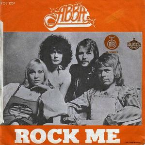 Rock Me (ABBA song) 1975 single by ABBA