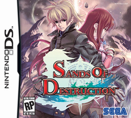 <i>Sands of Destruction</i> 2008 video game
