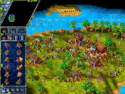 Скачать игру the settlers 3 через торрент на русском