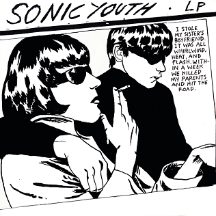 <i>Goo</i> (album) 1990 studio album by Sonic Youth