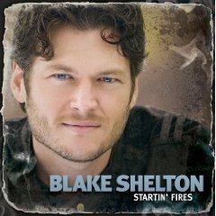 <i>Startin Fires</i> 2008 studio album by Blake Shelton