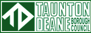 Official logo of Taunton Deane