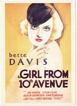 The Girl from 10th Avenue The Girl from 10th Avenue Wikipedia