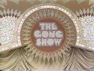 <i>The Gong Show</i> American television series