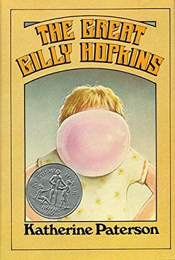 <i>The Great Gilly Hopkins</i> American childrens novel, 1978, by Katherine Paterson