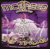 <i>The Thugz, Vol. 1</i> 2000 compilation album by MC Breed