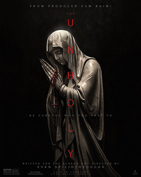 Picture of a movie: The Unholy