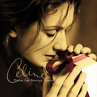 <i>These Are Special Times</i> 1998 studio album by Celine Dion