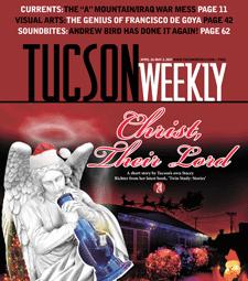 <i>Tucson Weekly</i> newspaper